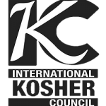 Kosher certified by International Kosher Council