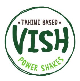 Vish tahini shakes logo